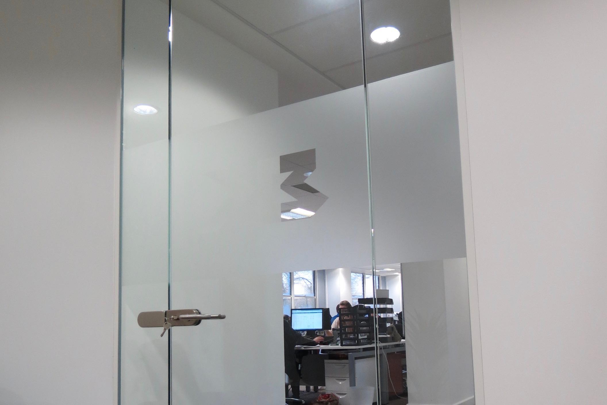 Nash Glass Free Swing Door